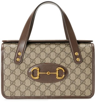 Gucci 1955 Horsebit Boston Bag