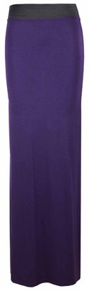 NAZ Fashion New Women Ladies Gypsy Long Jersey Bodycon Maxi Fancy Dress Party Summer Skirt UK 8-26 (20/22