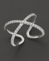 Bloomingdale's Diamond Midi Ring in 14K White Gold, .35 ct. t.w.