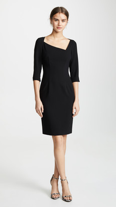 Black Halo Derek Sheath Dress
