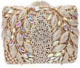 Fawziya Crystal Clutch Evening Bags For Womens Purses And Handbags