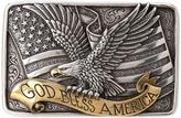 M&F Western - God Bless America Buckle Belts
