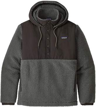 Patagonia Men's Shelled Retro-X Fleece Pullover