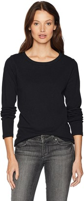 Pendleton Woolen Mills Pendleton Women's Long-Sleeve Cotton Rib Crew Tee