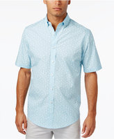 Club Room Men's Seagull Print Shirt, Only at Macy's