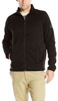 ZeroXposur Men's Stomp Sweater Fleece Full-Zip Jacket