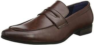 New Look Men's LoafersBrown (Dark Bro (43 EU)