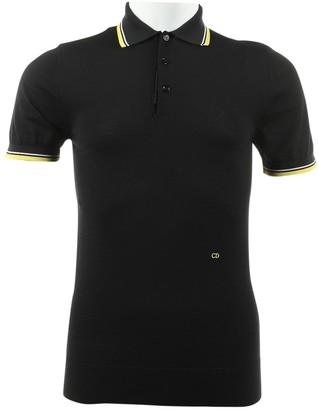 Christian Dior Black Other Polo shirts