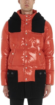 Bark B Rules Hooded Puffer Jacket