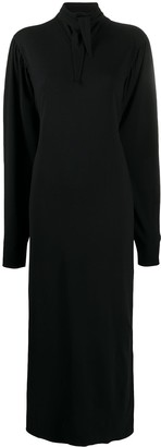 Lemaire Foulard jersey dress
