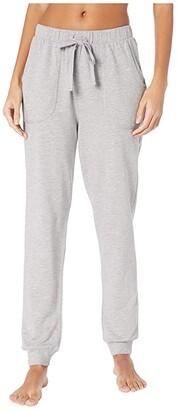 Eberjey Blair High-Waist Retro Runner (Heather Grey) Women's Pajama