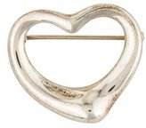 Tiffany & Co. Open Heart Brooch