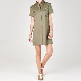 Firetrap Shacket Dress Ladies