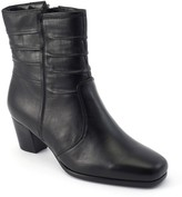 David Tate Daytime Leather Dress Boots - Pavilion