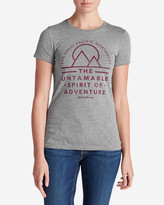 Eddie Bauer Women's Graphic T-Shirt - The Great Pacific Northwest