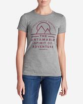 Eddie Bauer Women's Graphic T-Shirt - The Great Pacific Northwest