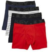 Jockey Active Blend 4-Pack Boxer Brief