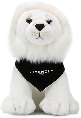 Givenchy Kids Lion Plush Toy