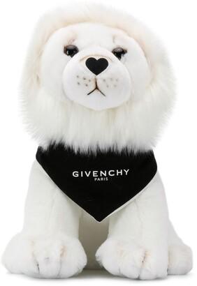 Givenchy Kids Lion Plush Toy