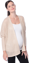 Motherhood Wendy Bellissimo Dolman Sleeve Maternity Cardigan