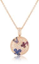 Ileana Creations Azhar Multicolor Fashion Necklace