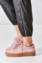 Urban Outfitters Hollie Suede Creeper Sneaker