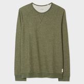 Paul Smith Men's Khaki Cotton Sweatshirt