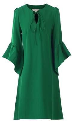 Dorothy Perkins Womens *Jolie Moi Green Flare Sleeved Shift Dress, Green