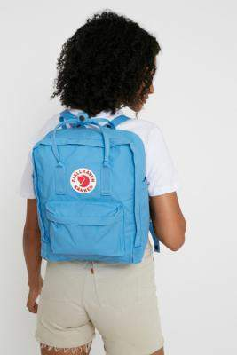 Fjallraven Kanken Air Blue Backpack - blue at Urban Outfitters
