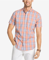 Izod Men's No-Iron Plaid Shirt