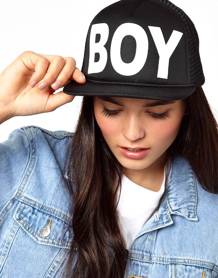 Boy London Trucker Cap