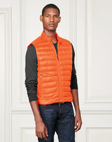 Ralph Lauren Claremont Quilted Down Vest