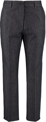 Golden Goose Marta Cropped Jeans