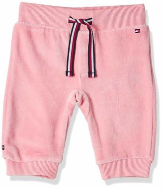 Tommy Hilfiger Baby Boys Velours Sweatpants Trouser