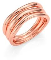 Ippolita Rose Glamazon? Squiggle Triple-Band Ring