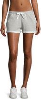 LAmade Palms Knit Shorts, Light Gray