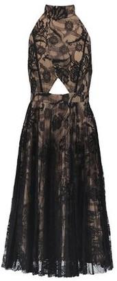 Alexis Knee-length dress