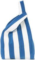 Hayward striped soft shopper
