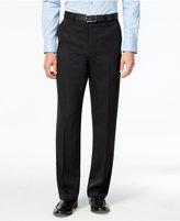 Alfani Men's Stripe Flat-Front Pants, Only at Macy's