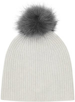 Reiss Cleo Knitted Bobble Hat