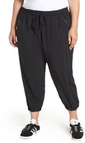 Zella Plus Size Women's Out & About Crop Jogger Pants