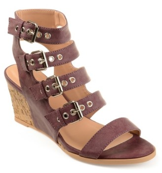 Journee Collection Monika Wedge Sandal