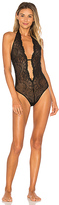 Only Hearts Bardot Halter Bodysuit
