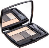 Lancôme 0.141Oz Gris Fumee 602 Color Design Eye Brightening All-In-One 5 Color Shadow Palette