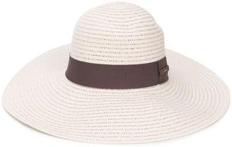 Peserico Wide-Brim Straw Hat