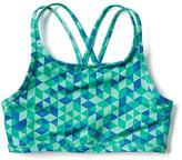 Athleta Girl Icy Geo Move In It Bra