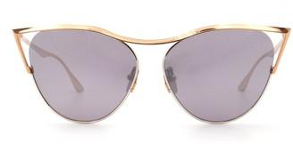 Dita Eyewear Cat Eye Frame Sunglasses