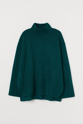 H&M Knit Turtleneck Sweater