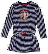 Salt&Pepper SALT AND PEPPER Girl's Horses Stripe Dress