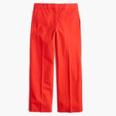 J.Crew Tall patio pant in bi-stretch cotton